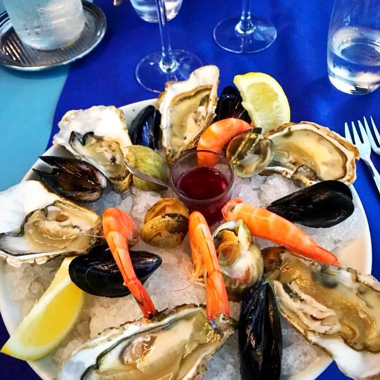 Au Bistrot Marin - Restaurant Les Baux de Provence