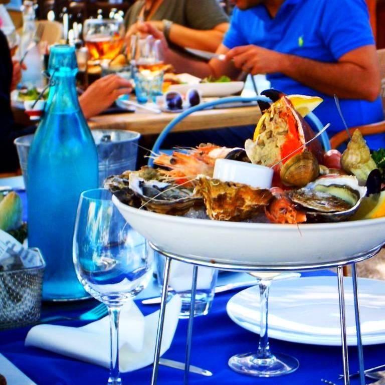 La Carte - Au Bistrot Marin - Restaurant Les Baux de Provence