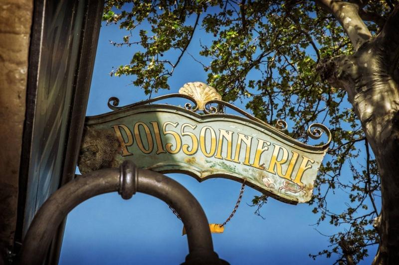 Le Restaurant - Au Bistrot Marin - Les Baux de Provence